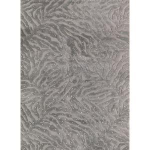 Amitta Slate Rug by William Yeoward