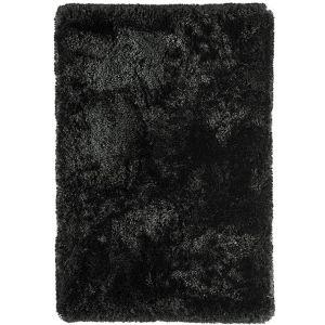 Asiatic Plush Black Rug