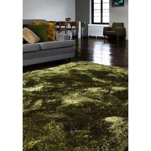 Asiatic Plush Green Rug