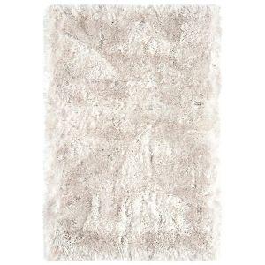 Asiatic Plush White Rug