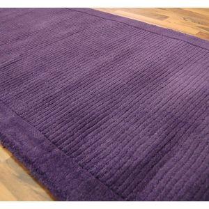 Asiatic York Hallway Runner Purple