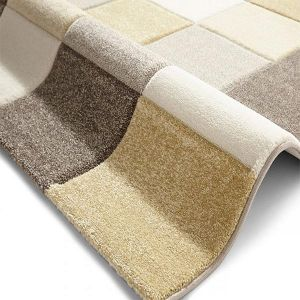 Buy Brooklyn 646 Rugs in Beige and Yellow