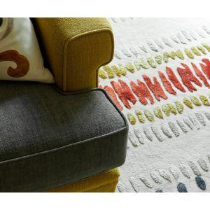 Draxon Russet Wool Rugs - CapitalRugsUK