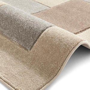 Matrix MT04 Rugs in Beige/Grey