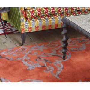 William Yeoward Rugs - Carlotta Clementine Wool Rug 160x260cm