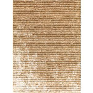 Felicia Rugs in Beige/Cream - Felicia Plain Striped Shag Rugs by Arte Espina