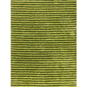 Felicia Striped Rugs - Felicia Green Shag Rugs by Arte Espina
