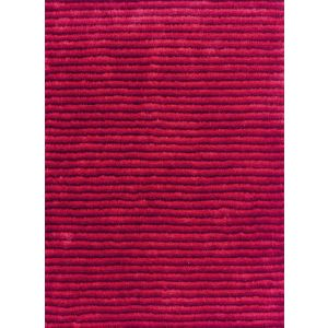 Felicia Shag Rugs in Berry Red by Arte Espina