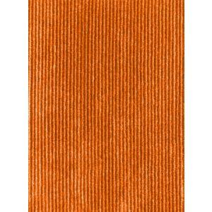 Felicia Rugs in Orange - Felicia Plain Striped Shag Rugs by Arte Espina