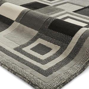 Hudson 3222 Rugs in Grey