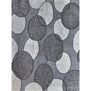 Lucia Rugs in Stormcloud | William Yeoward Contemporary Rugs