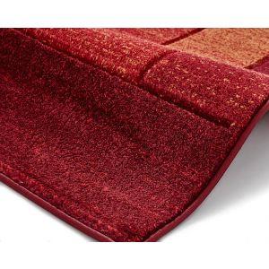 A0221 Matrix Design Red Rug