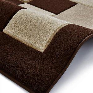 MT04 Brown/Beige Matri Rugs