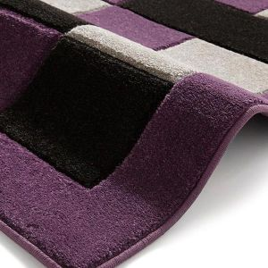 Matrix MT04 Purple Rug