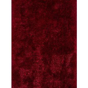 Montana Dark Red Shaggy Rugs, 120x170 cm