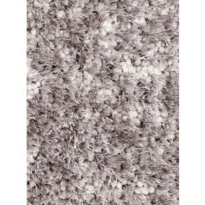 Montana Silver Shaggy Rugs by Think Rugs