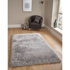 Montana Rugs in Silver, Soft Rugs