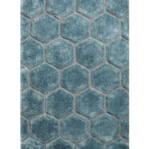 Noble House Rugs, NH-30782 Blue in 120 x 170 cm
