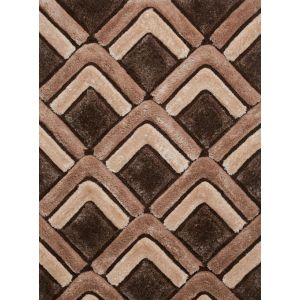 Noble House NH-8199 Brown Rugs by Think Rugs