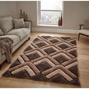 Noble House NH-8199 Brown Rugs by Think