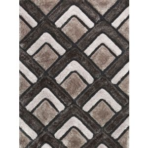 Noble House NH-8199 Rugs in Silver