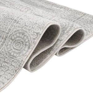 Nova NV07 Weave Grey Tribal Modern Rugs