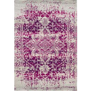 Nova NV08 Antique Red/Pink Rug by Asiatic London - Free UK Delivery