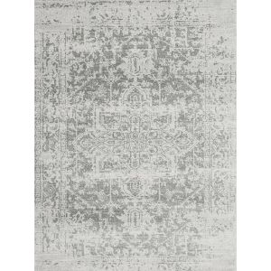 Nova NV10 Antique Grey Rug by Asiatic London - Free UK Delivery