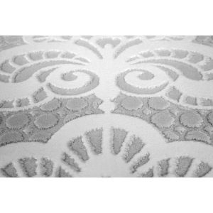 Pierre Cardin Charme Exclusive 210 Rugs in Silver