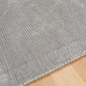 Reko Silver (Plain Rugs for Sale) UK
