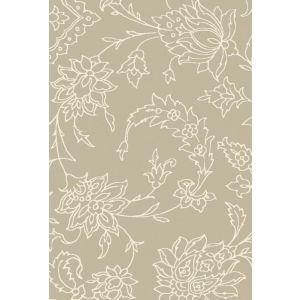 XICO XI05 Scroll Rug In Beige/Olive
