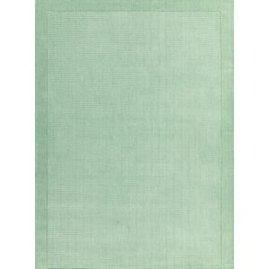 York Mint Simple and Stylish Wool Rug by Asiatic
