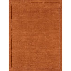 York Terracotta Rug - Free Delivery