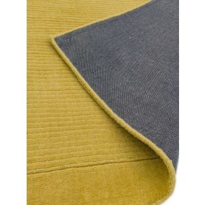 York Yellow Plain Rug | Wool Rugs for Sale UK | Free Delivery