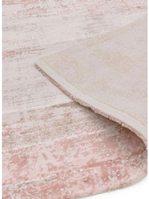 Astral Rug in Pink Abstract by Asiatic
