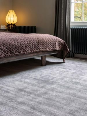 Blade Rugs Silver Grey 240x340cm Large Rectangle