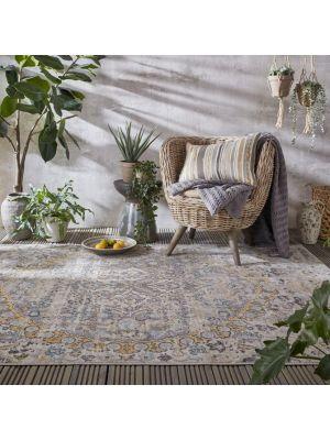 Manor Louisa Multi Outdoor Rug Flatweave by Flair